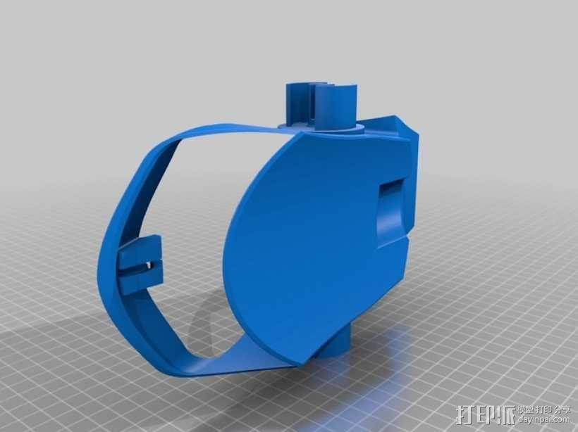 三轮车2040 3D模型  图16