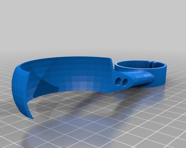 三轮车2040 3D模型  图20