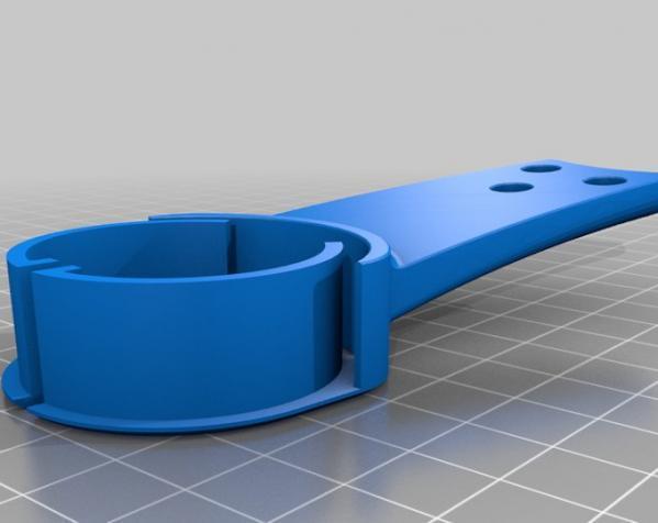三轮车2040 3D模型  图21