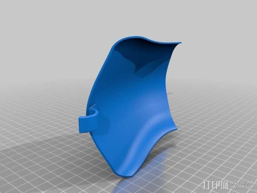三轮车2040 3D模型  图24