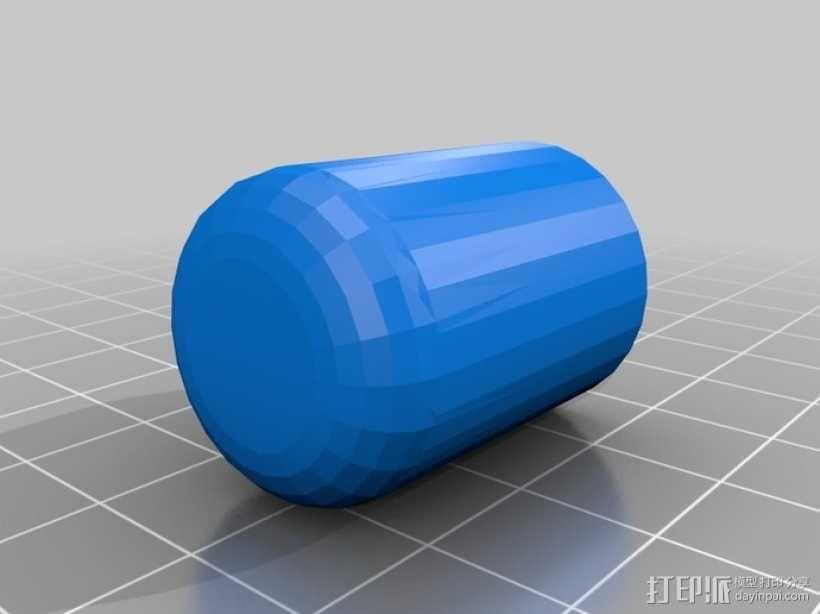 三轮车2040 3D模型  图27
