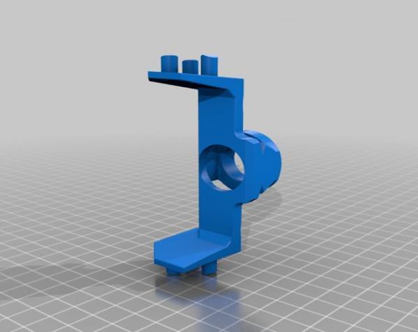三轮车2040 3D模型  图29