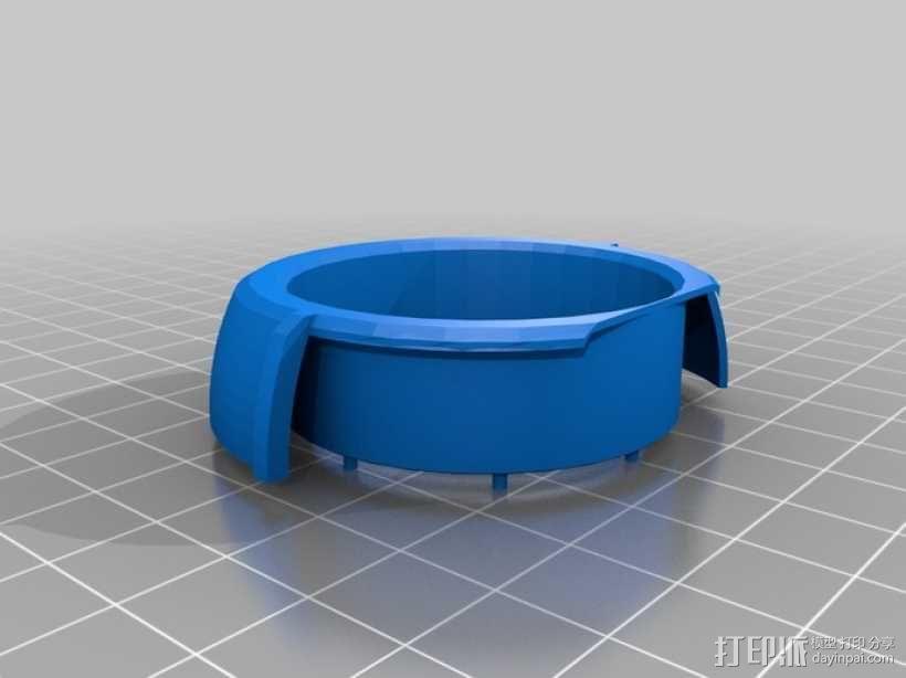 三轮车2040 3D模型  图32