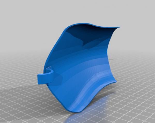三轮车2040 3D模型  图33