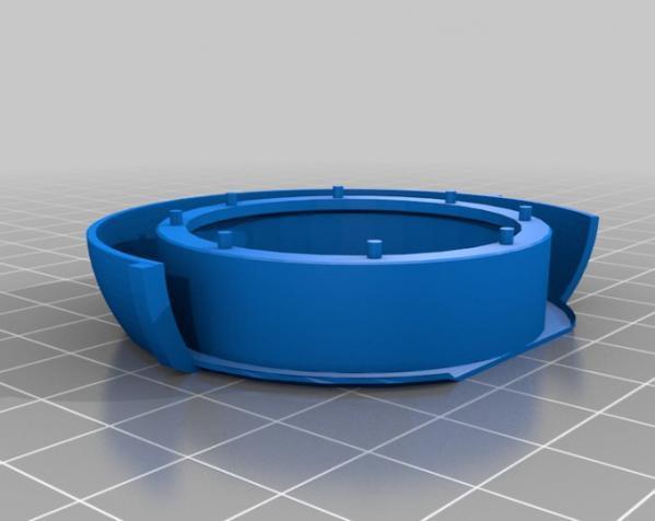 三轮车2040 3D模型  图34