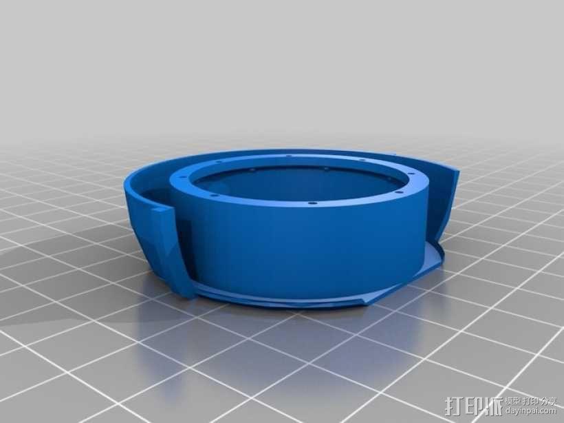 三轮车2040 3D模型  图39