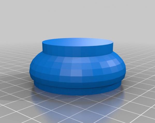 陀螺 3D模型  图2