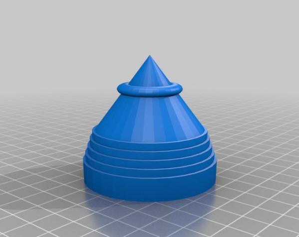 陀螺 3D模型  图3