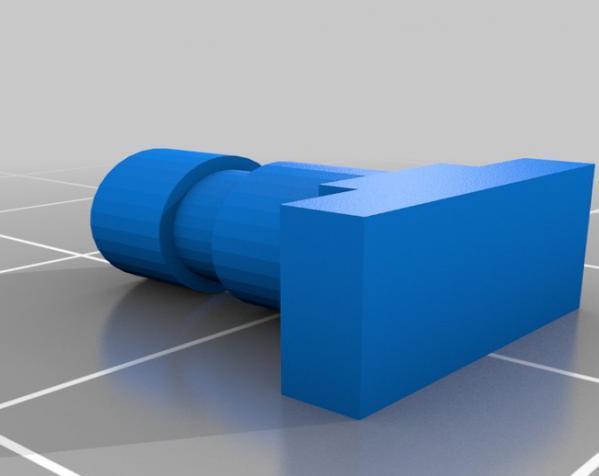 气球动力涡轮 3D模型  图7
