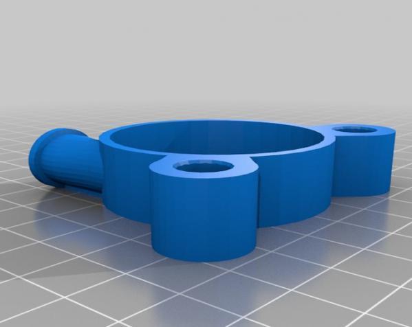 气球动力涡轮 3D模型  图14