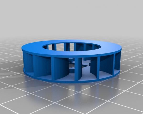 气球动力涡轮 3D模型  图12