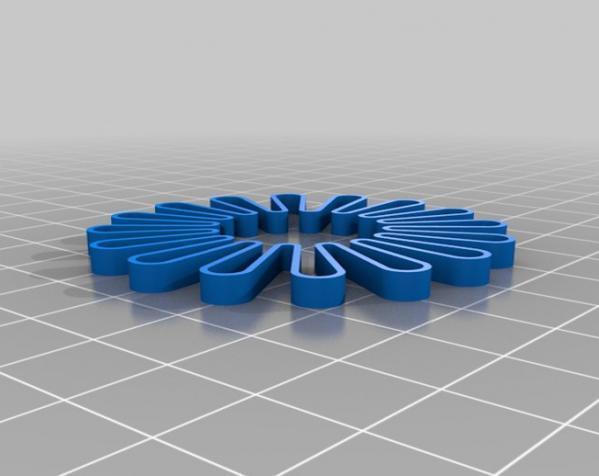 可定制化的弹力带 3D模型  图3