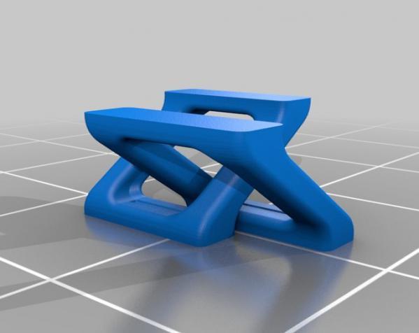 锁子甲 3D模型  图3