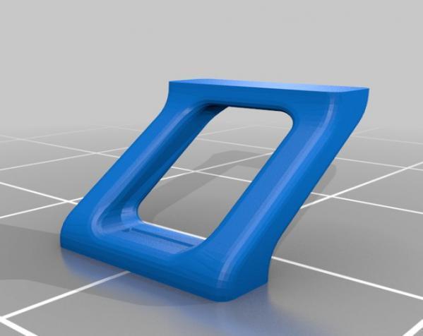 锁子甲 3D模型  图2