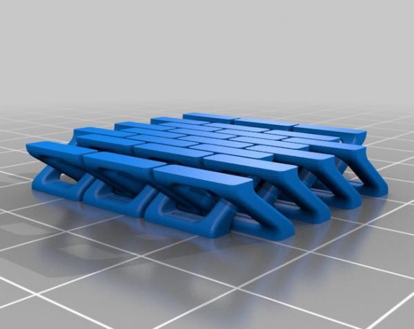 锁子甲 3D模型  图4