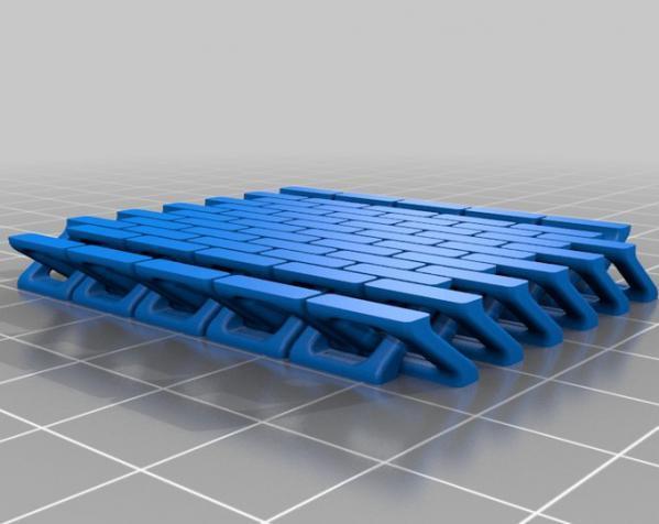 锁子甲 3D模型  图5