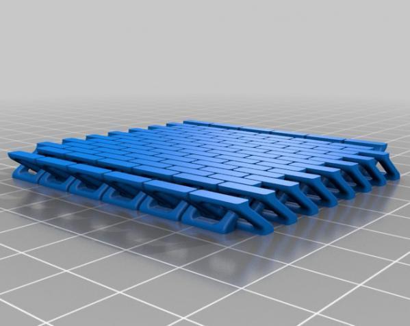 锁子甲 3D模型  图6