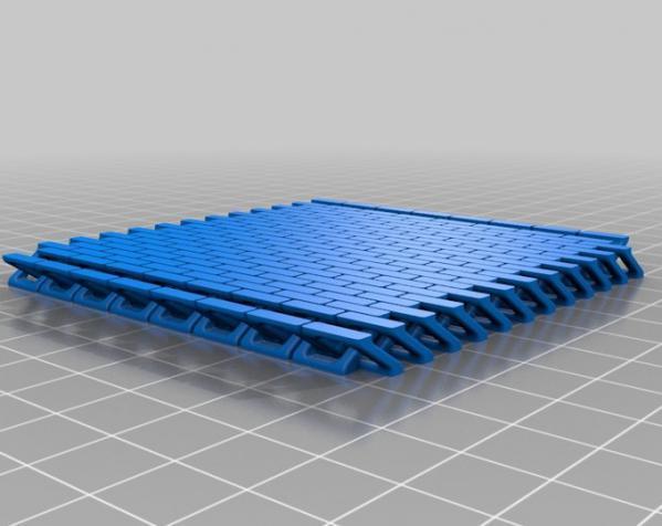 锁子甲 3D模型  图7