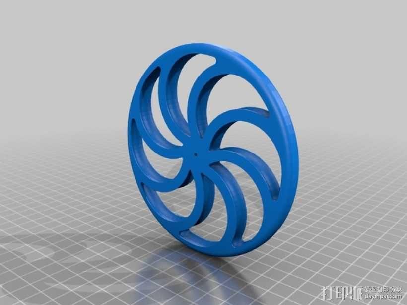 永动机 3D模型  图4
