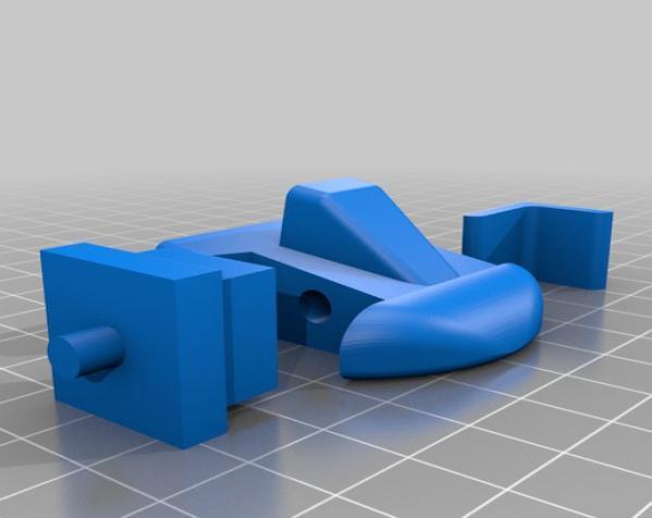 迷你赛车模型 3D模型  图4