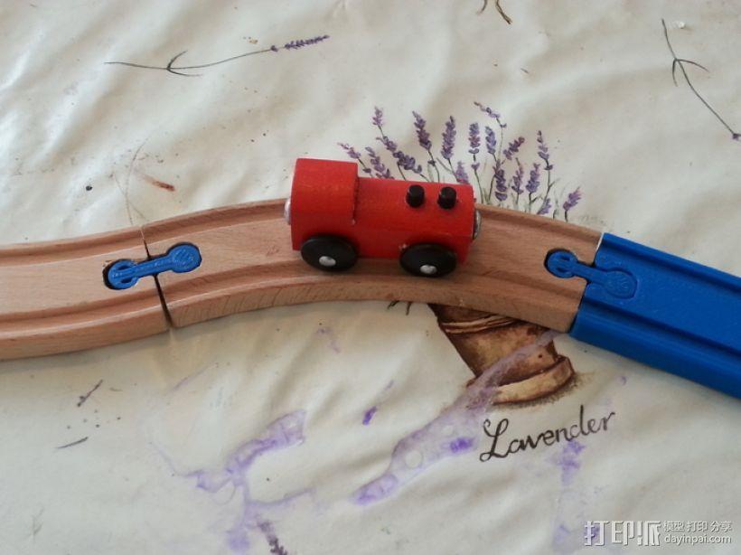 火车轨道 3D模型  图13
