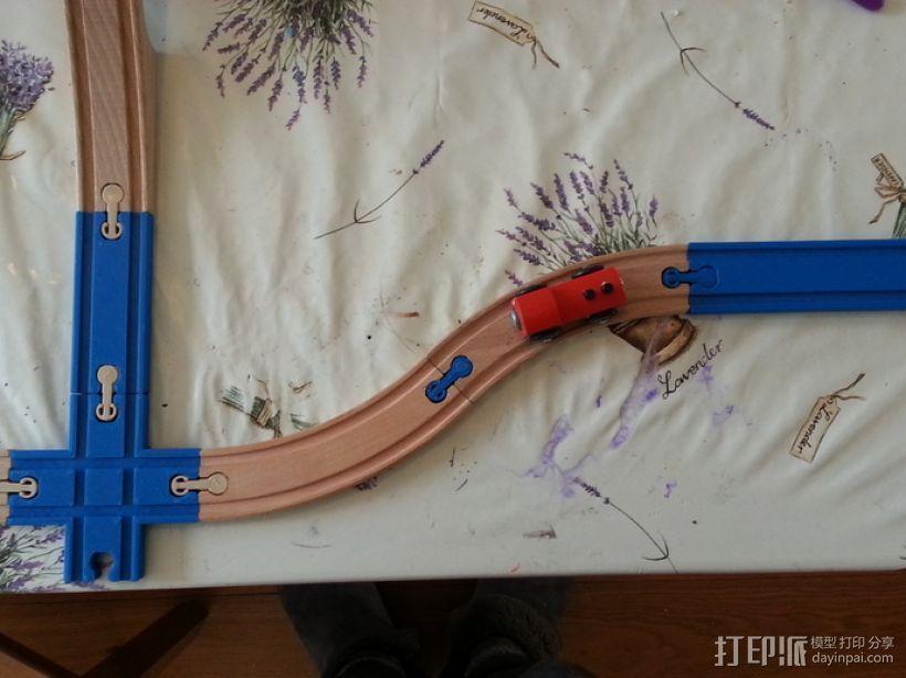 火车轨道 3D模型  图14