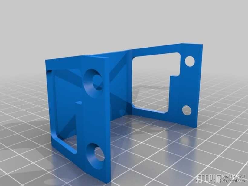 卡车V1 3D模型  图5