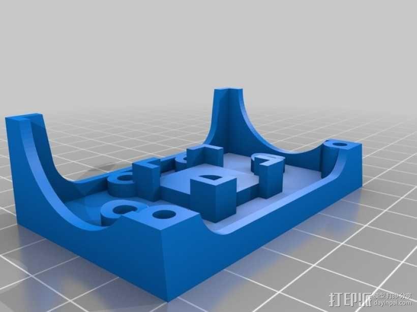 卡车V1 3D模型  图11