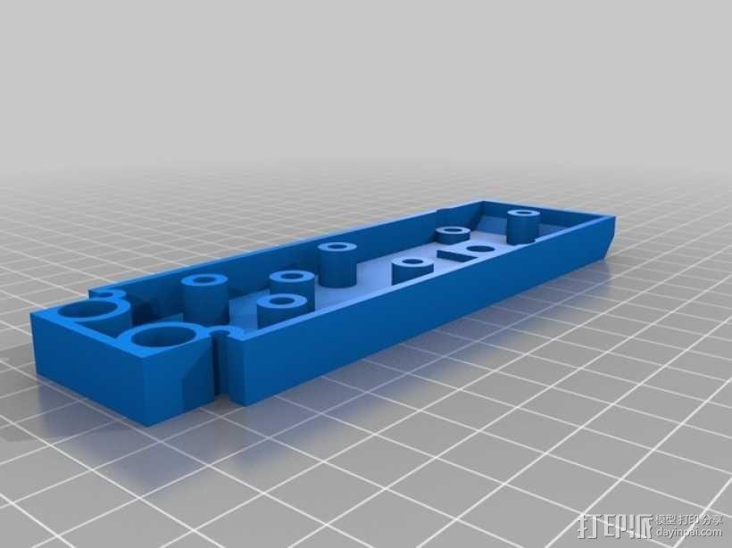 卡车V1 3D模型  图15