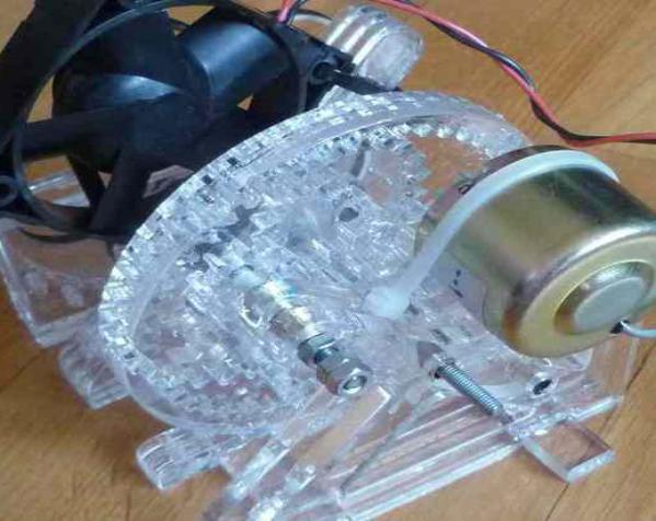 泡泡机V0.1 3D模型  图6