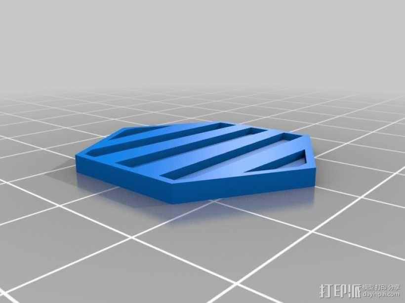Pocket-Tactics系列游戏棋盘 3D模型  图22