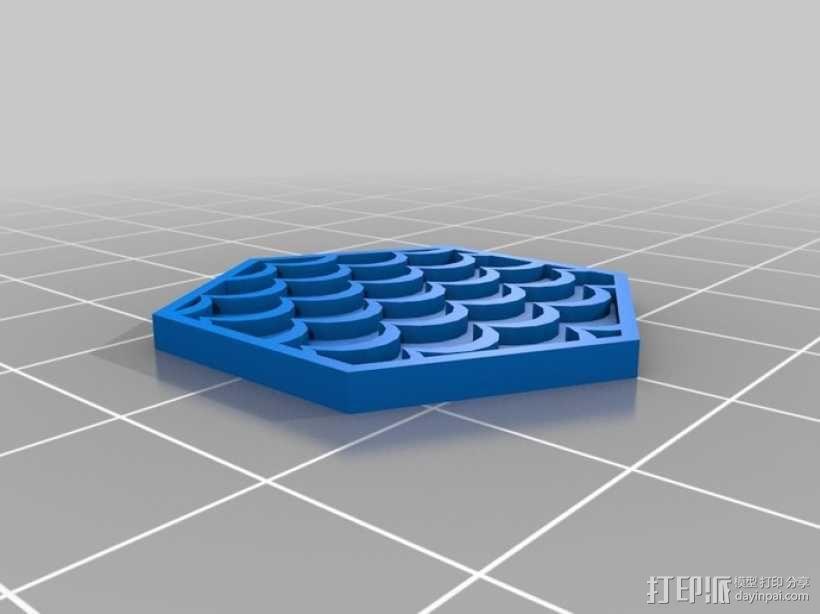 Pocket-Tactics系列游戏棋盘 3D模型  图24