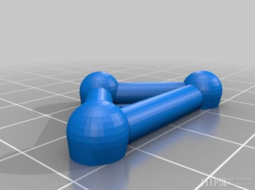 麦格纳结构拼图 3D模型  图7
