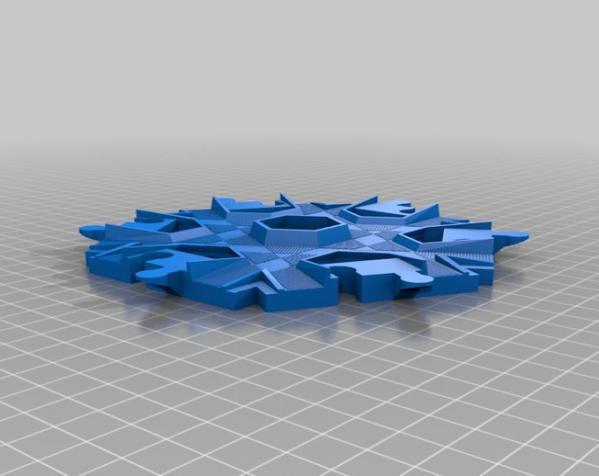 交叉铁轨连接器 3D模型  图4
