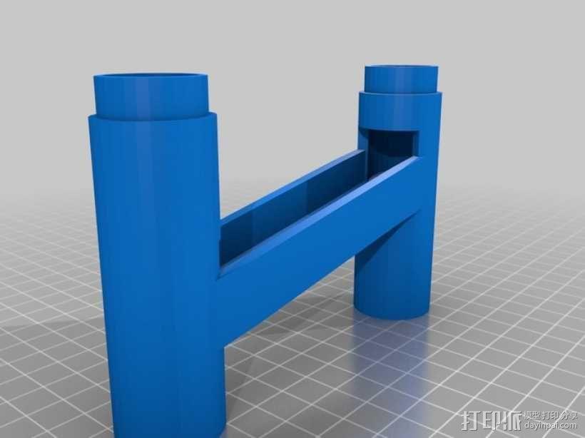 弹珠轨道 3D模型  图4