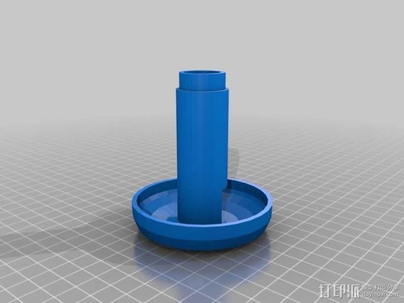 弹珠轨道 3D模型  图6