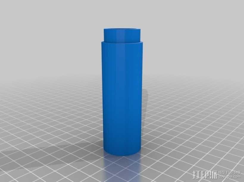 弹珠轨道 3D模型  图5