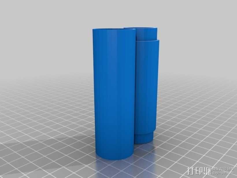 弹珠轨道 3D模型  图7