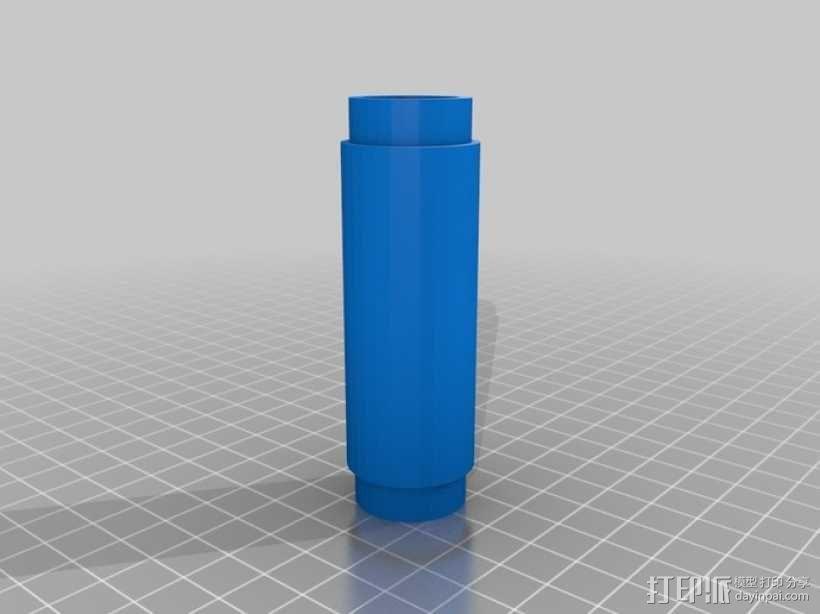 弹珠轨道 3D模型  图9