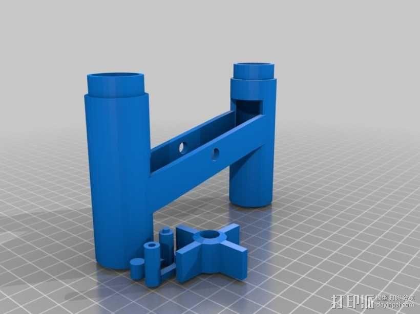 弹珠轨道 3D模型  图10