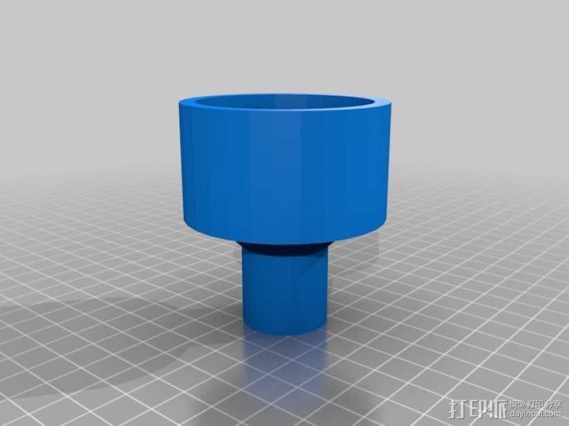 弹珠轨道 3D模型  图11