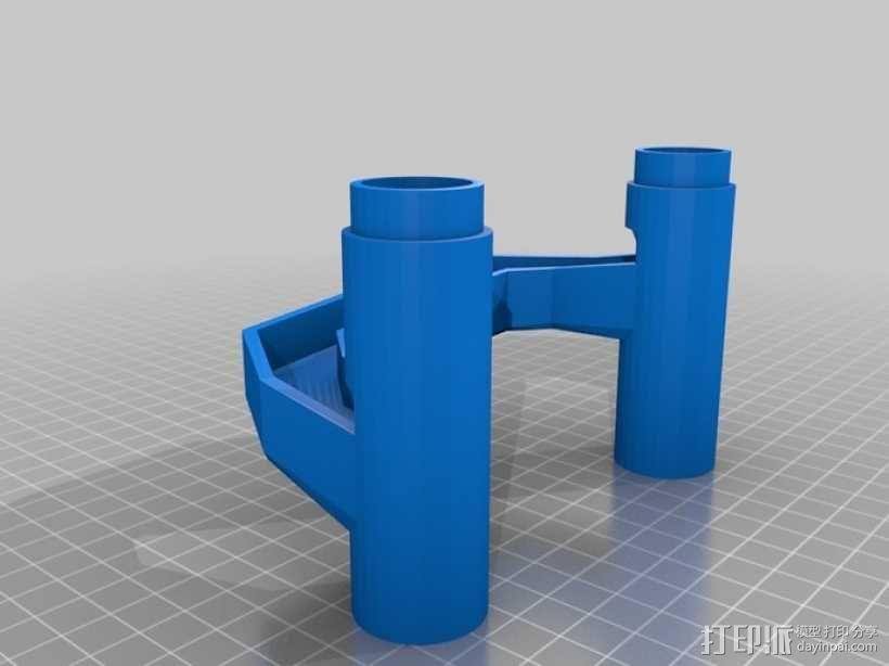 弹珠轨道 3D模型  图15