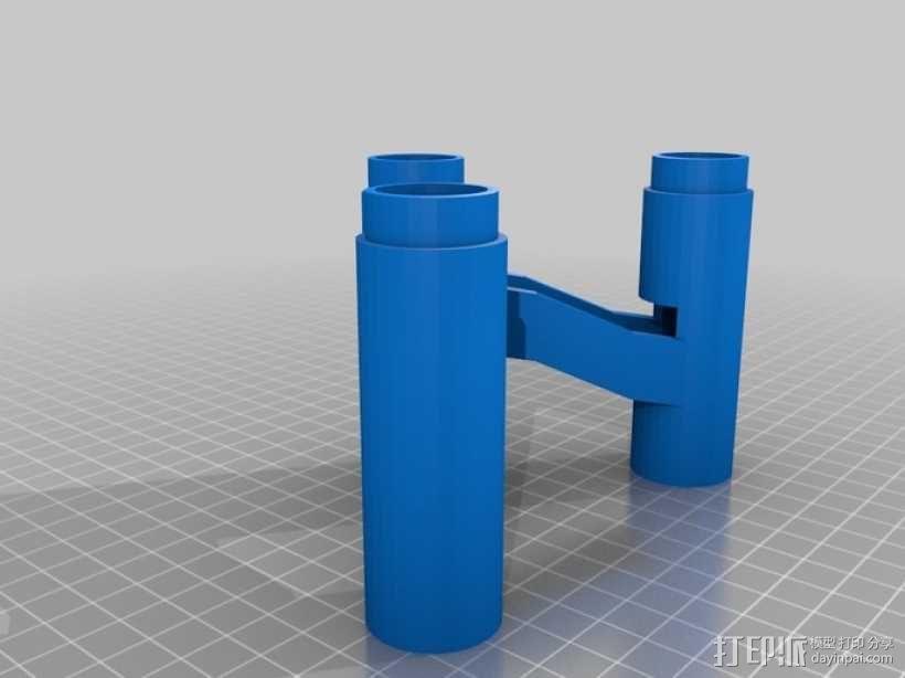 弹珠轨道 3D模型  图14