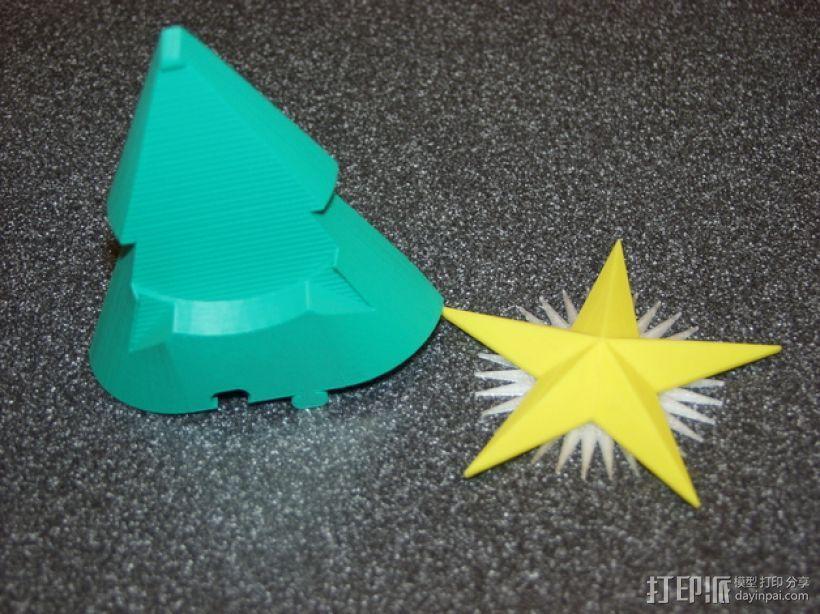圣诞日历 3D模型  图1