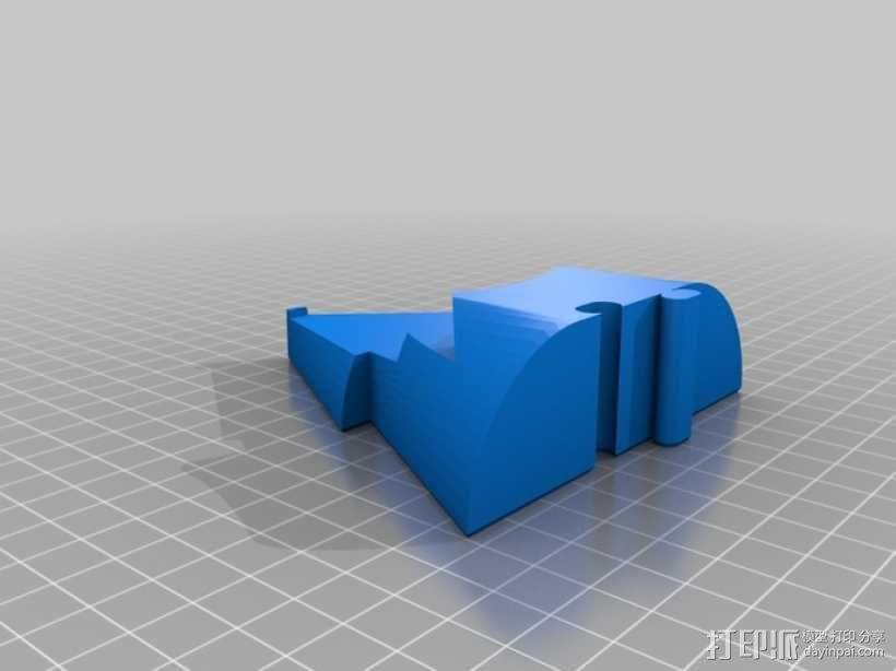 圣诞日历 3D模型  图4
