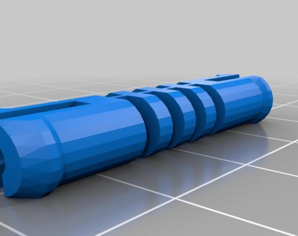特制步行者 3D模型  图5