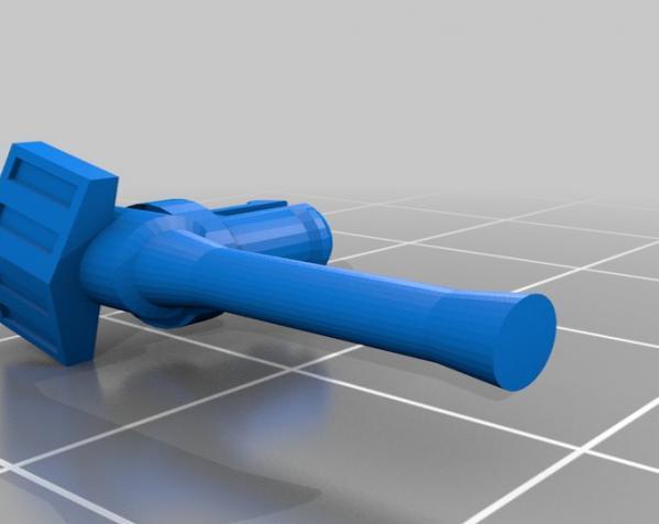 特制步行者 3D模型  图8