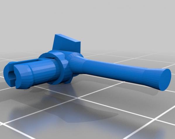 特制步行者 3D模型  图7