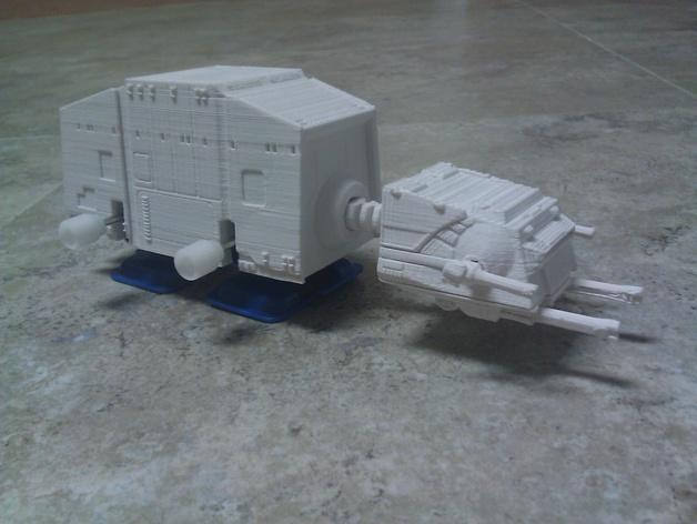 特制步行者 3D模型  图9