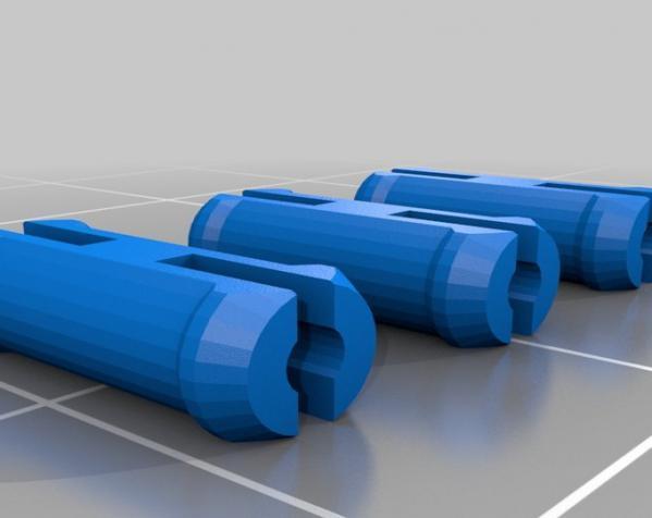 特制步行者 3D模型  图10